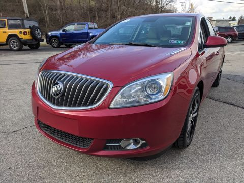 Pre-Owned 2016 Buick Sport Touring FWD