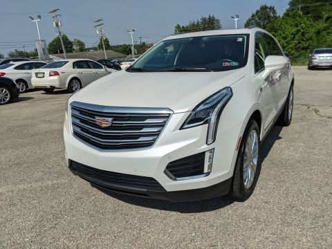 Pre-Owned 2017 Cadillac Premium Luxury AWD AWD