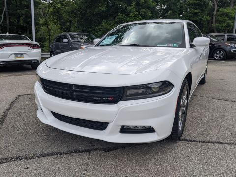 Pre-Owned 2017 Dodge SXT AWD