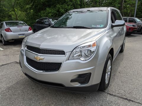 Pre-Owned 2015 Chevrolet LS AWD
