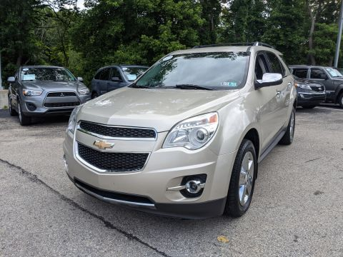 Pre-Owned 2014 Chevrolet LTZ AWD