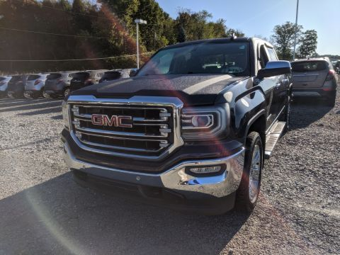 Pre-Owned 2016 GMC SLT 4WD