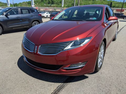 Pre-Owned 2014 Lincoln FWD