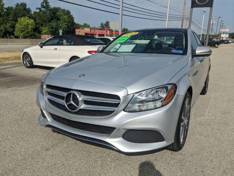 Certified Pre-Owned 2017 Mercedes-Benz C 300 AWD 4MATIC