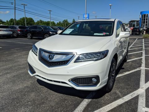 Pre-Owned 2016 Acura Advance Pkg AWD