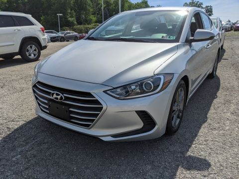 Pre-Owned 2018 Hyundai SEL FWD