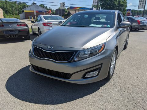 2014 Kia Optima EX