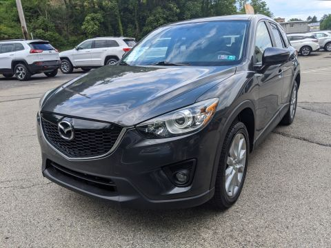 Pre-Owned 2015 Mazda Grand Touring AWD