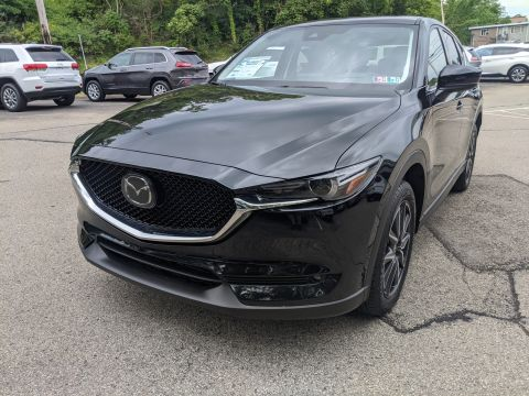 Pre-Owned 2018 Mazda Grand Touring AWD