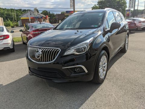 Pre-Owned 2017 Buick Essence FWD