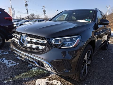 New 2020 Mercedes-Benz GLC 300 AWD 4MATIC