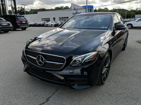 Certified Pre-Owned 2020 Mercedes-Benz AMG® E 53 AWD 4MATIC
